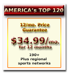 Dish America's Top 120 12mo deal