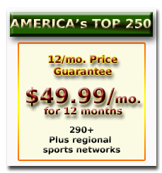Dish America's Top 250 12mo deal