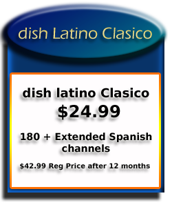 Dish                                   Network Latino Clasico TV channel                                   package