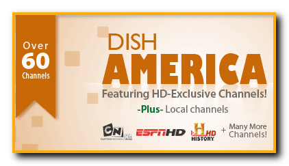 Dish Network Stand alone ALL HD Package