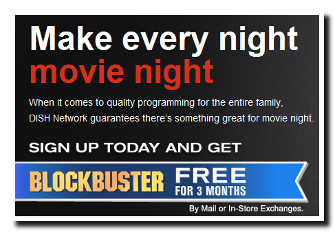 Dish Network Free Block Buster Movies